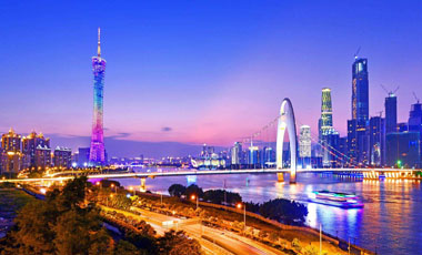 Guangzhou tower project procurement.