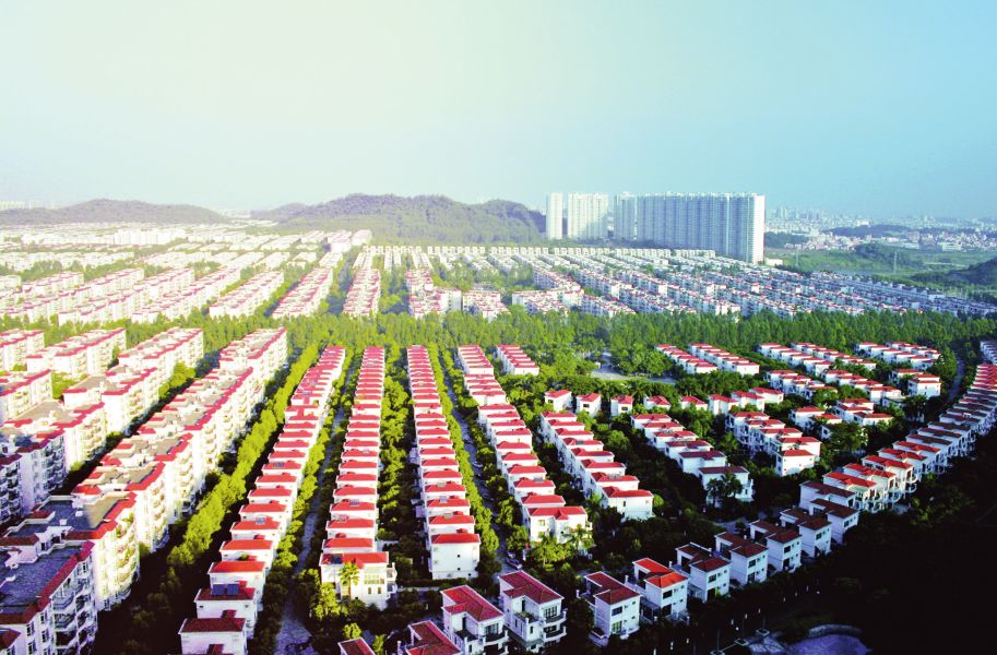 panyu blessed new village project procurement in guangzhou