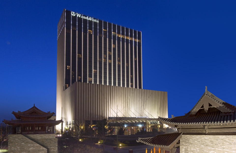 Wanda hotel engineering procurement project